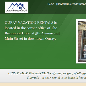Ouray Vacation Rentals