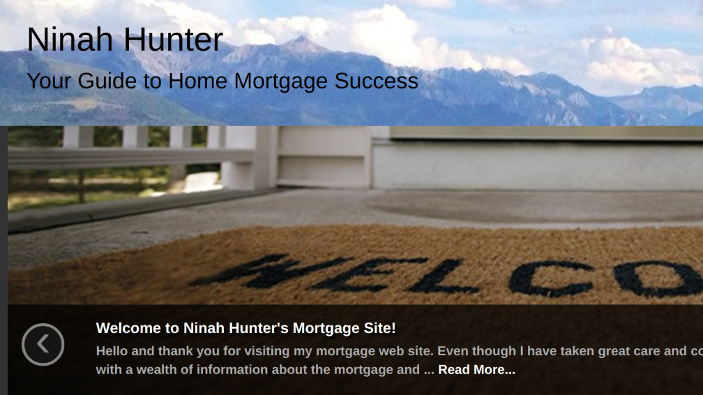 Nina Hunter Mortgage Ridgway Colorado